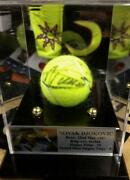 Signed Tennis Ball