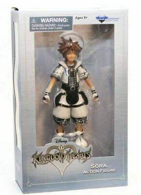 Diamond Select Toys Kingdom Hearts Disney Sora Action Figure Gift idea NEW RARE