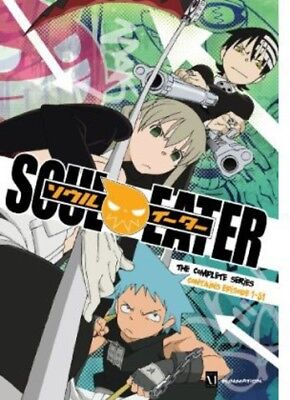 Soul Eater - Soul Eater - Complete Series [New DVD] Boxed -