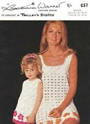 Ladies Crochet Dress Patterns
