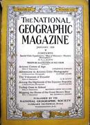 National Geographic 1929