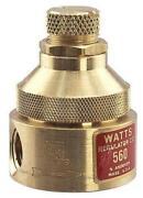 Watts Pressure Regulator