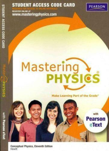 Mastering physics access code ebay fandeluxe Image collections