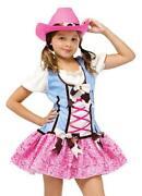 Cowgirl Costume Kids