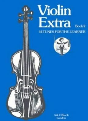 Violin Extra: 44 Tunes for the Learner Bk. 2