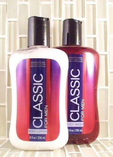 Bath And Body Works Classic For Men Ebay