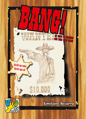 Bang Card Game 4Th Edition Wild West Party Game Bang