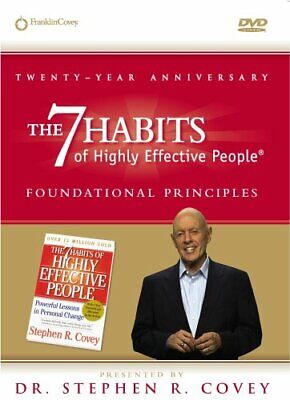 The 7 Habits of Highly Effective People Foundational
