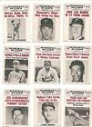 1961 Nu Card Scoops