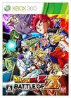 Dragon Ball Z: Battle of Z Microsoft Xbox 360 Video Games