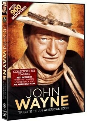 John Wayne  Tribute To An American Icon  2 Discs  Dvd Region 1
