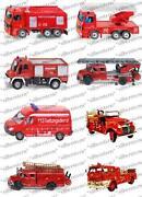 Bügelbild Feuerwehr