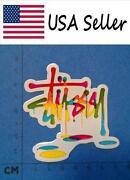 Stussy Sticker