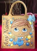Personalised Boys Bag