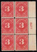 US Postage Due Stamps