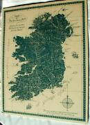 Antique Map Ireland