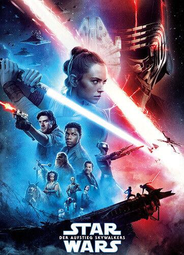 Star Wars 9: Der Aufstieg Skywalkers - DVD Blu-ray CD - NEU VORBESTELLUNG 30.04.