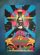 Vintage Black Light Poster