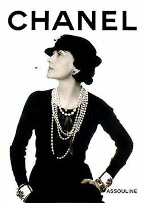 Chanel Fashion (Memoirs) by Baudot, Francois Hardback Book The Fast Free