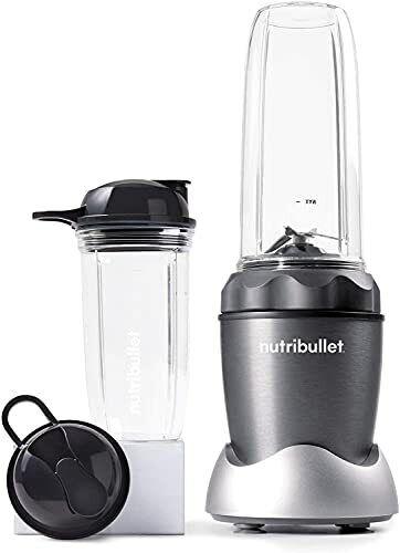 NutriBullet Pro 1000 Single Serve Blender Very Powerful 1000 Watts 7-Piece Se...