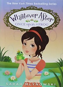 Whatever After Books 1-8