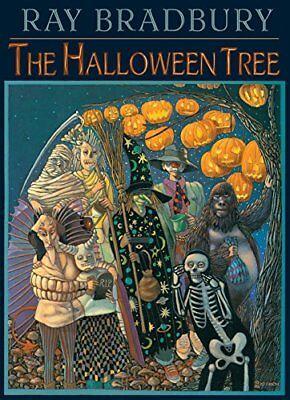 The Halloween Tree by Ray - Ray Bradbury The Halloween Tree