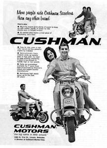 Cushman Eagle Ebay