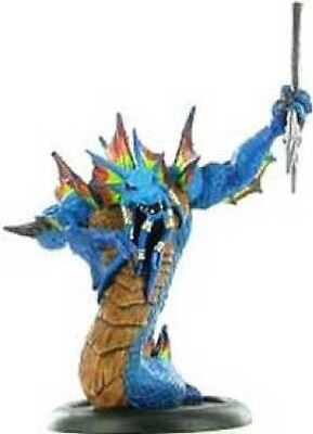 WOW WARCRAFT MINIATURES SPOILS MINI RARE : Slitherblade Tidehunter