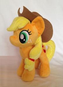 My Little Pony Apple Jack 11'' Plush w/ Tags 4th Dimension Entertainment 4DE