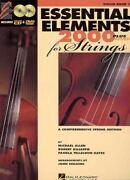 Essential Elements 2000 Violin