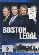 Boston Legal DVD