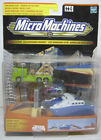 Micro Machines Diecast Boats