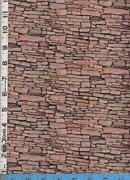 Stone Wall Fabric