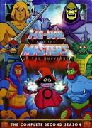 Masters of The Universe DVD