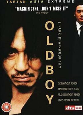 OLDBOY DVD (2006) Ji-Tae Yu