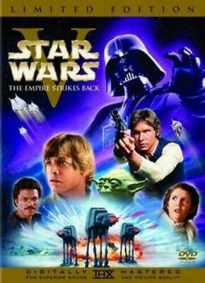 Star Wars: Episode V - The Empire Strikes Back DVD (2006) NEW