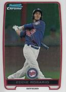 2012 Bowman Chrome Eddie Rosario