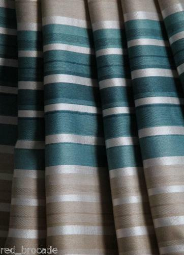 teal silver curtains