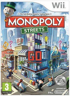 Monopoly Streets Go Wii Nintendo jeu jeux games game spelletjes 2202