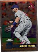 2011 Topps Chrome Albert Pujols