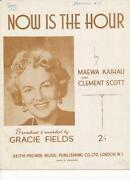 Gracie Fields Sheet Music