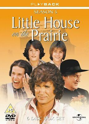 Little House On The Prairie: Complete Season 5 (Fifth Series) Box Set | New DVD