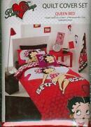 Betty Boop Bedding