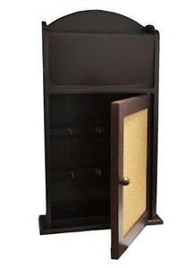 Wood Key Cabinets