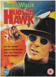 HUDSON HAWK DVD BRUCE WILLIS BRAND NEW & SEALED