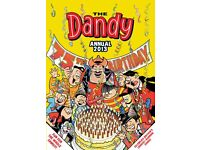 THE DANDY ANNUAL 2013 – NEW UNOPENED