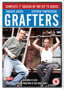 Grafters: Series 1 DVD (2018) Robson Green ***NEW***