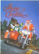Motorcycle Christmas Cards