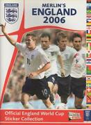 England Football Stickers