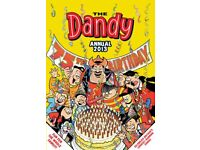 THE DANDY ANNUAL 2013 - NEW UNOPENED